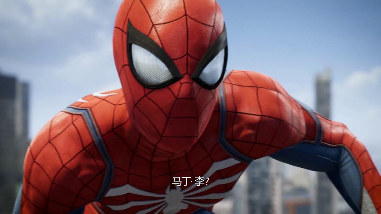 PS4《Marvel's Spider-Man》E3 2017宣传影像