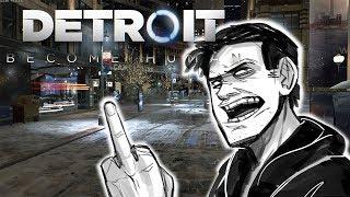 Drink your Coffee, Gavin | Detroit: Become Human Comic Dub