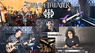 Dream Theater - In The Presence Of Enemies Part 1 Cover by Sanca Records