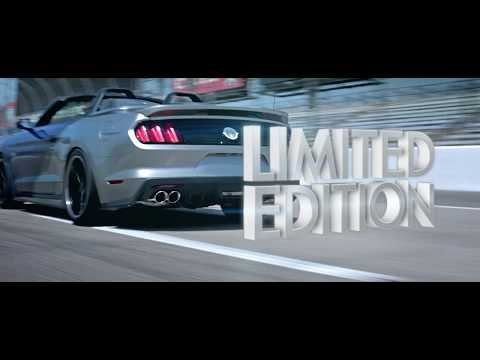 Neiman Marcus Limited Edition 2015 Ford Mustang Convertible