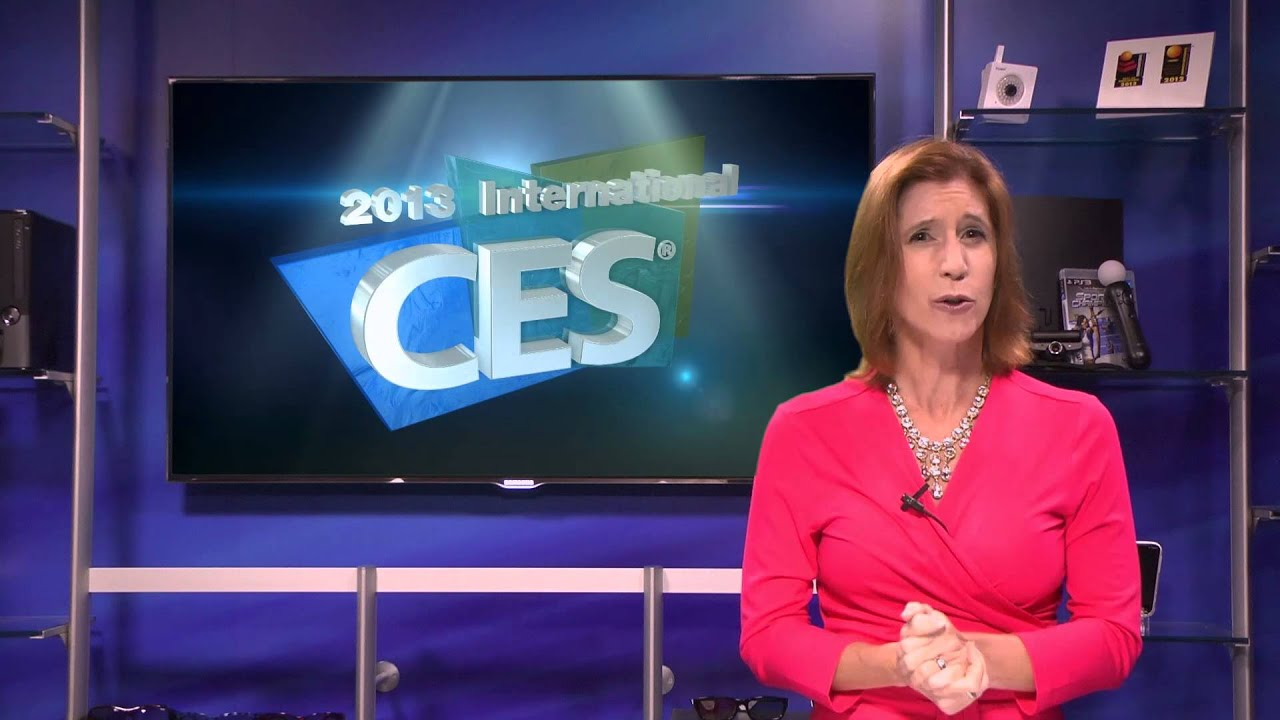 CES TV: What's New at the 2013 CES