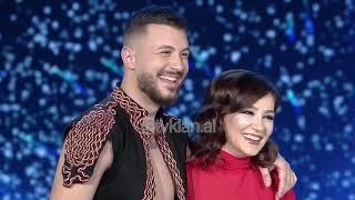 Dance with me Albania 5 - Sfida - Monika Lubonja, Donald Veshaj & Kiara Tito, Sazan Guri