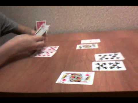 Комбинации в покере!