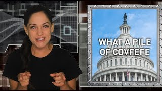 Lawmaker makes acronym for COVFEFE Act