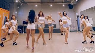 NELLA KARISMA JURAGAN EMPANG DANCE KOREA