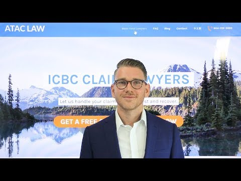 ICBC Claim Lawyers