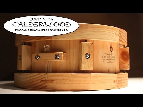 snare drum built from a single 2x4 youtube. Black Bedroom Furniture Sets. Home Design Ideas