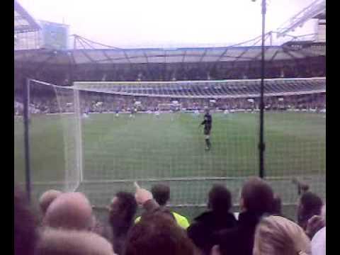 Joe Cole scored for Chelsea