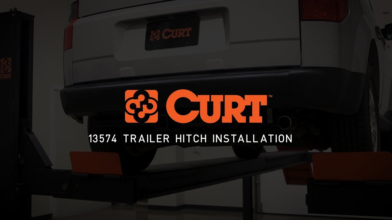 Trailer hitch install curt 13574 on a honda element youtube trailer hitch install curt 13574 on a honda element sciox Gallery