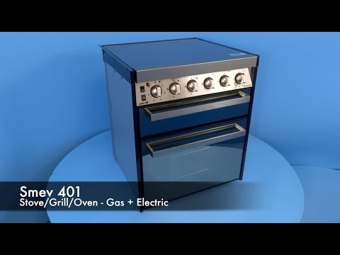 Smev 401 - Stove/Oven/Grill