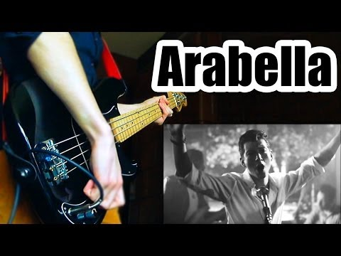Arctic Monkeys - Arabella ( BASS COVER )
