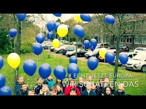 #EchtJetztEuropa - SEK I - Gymnasium Lehrte