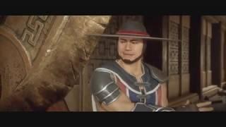 Mortal Kombat 11 Kung Lao vs Scorpion inspired by Mortal Kombat 9