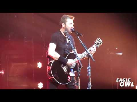 Nickelback - When We Stand Together LIVE [Sept. 21, 2017]
