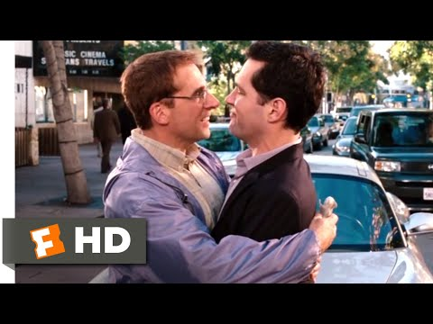 Dinner For Schmucks (2010) - Meeting Barry Scene (1/10) | Movieclips