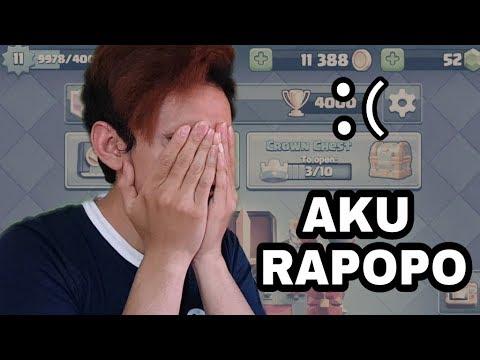 AKUN CLASH ROYALE KU DI HACK :(  -  Clash Royale Indonesia