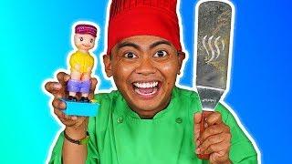 I Trained Like Hibachi Chef Ninja For 24 Hours!