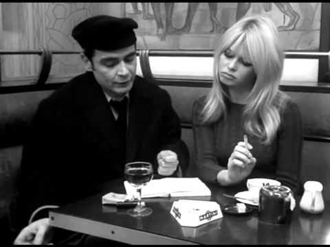 Brigitte Bardot in 'Masculin Feminin' by Jean-Luc Godard (1966)