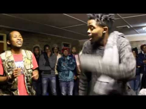 Jungle East Cape -Twisted Misfit vs L.G the Misfit - Battle Rap