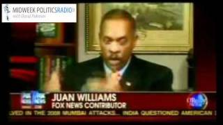 Juan Williams Fired by NPR for These Comments About Muslims