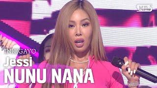 Download lagu Jessi(제시) - NUNU NANA(눈누난나) @인기가요 inkigayo 20200802