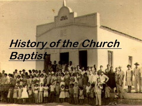 History of the Baptist Church/ First Baptist Church of America.