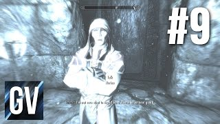 Let's Play Skyrim Part 9 - Summoned to Saarthal