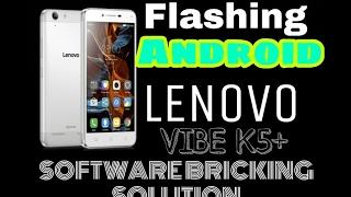 Lenovo K5 Plus Flash File Download