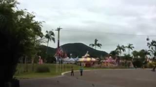 Entrada do Parque Beto Carrero