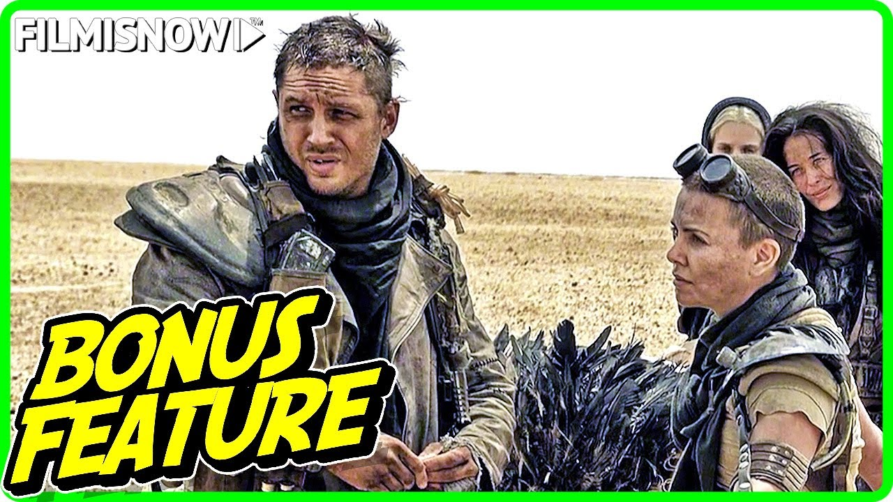 MAD MAX: FURY ROAD (2015) | Max and Furiosa Featurette