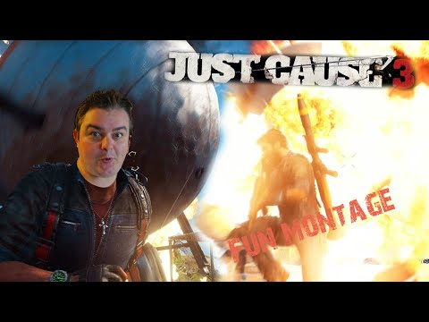 AMAZING!! // Just Cause 3 |