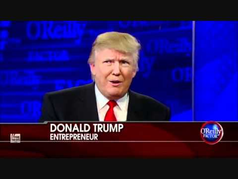 Donald Trump Stands His Birther Ground on Fox News - 3/30/2011
