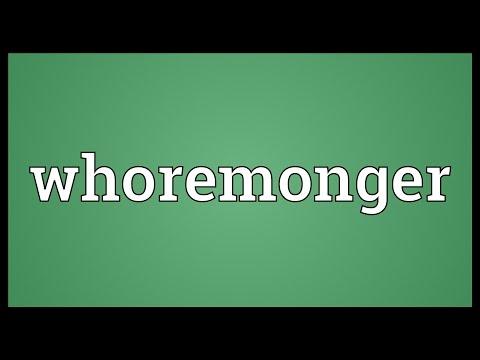 Header of whoremonger