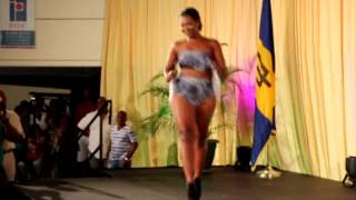 2014 BMEX Fashion Show Plus Sized women Barbados
