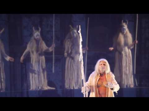 """DIONYSUS - The God twice born"" from ""The Bacchae"" by Euripides, directed by Daniele Salvo"