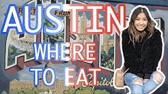 AUSTIN: BEST FOOD AND COFFEE