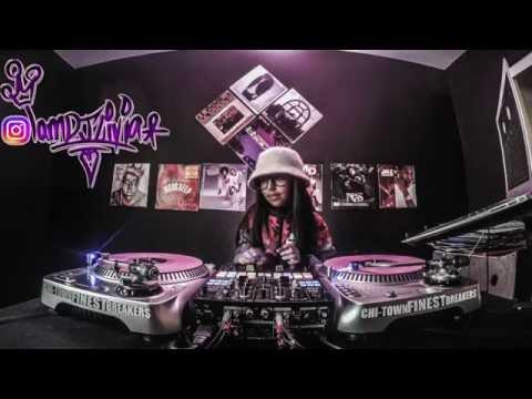 DJ LIVIA tribute to LL Cool J