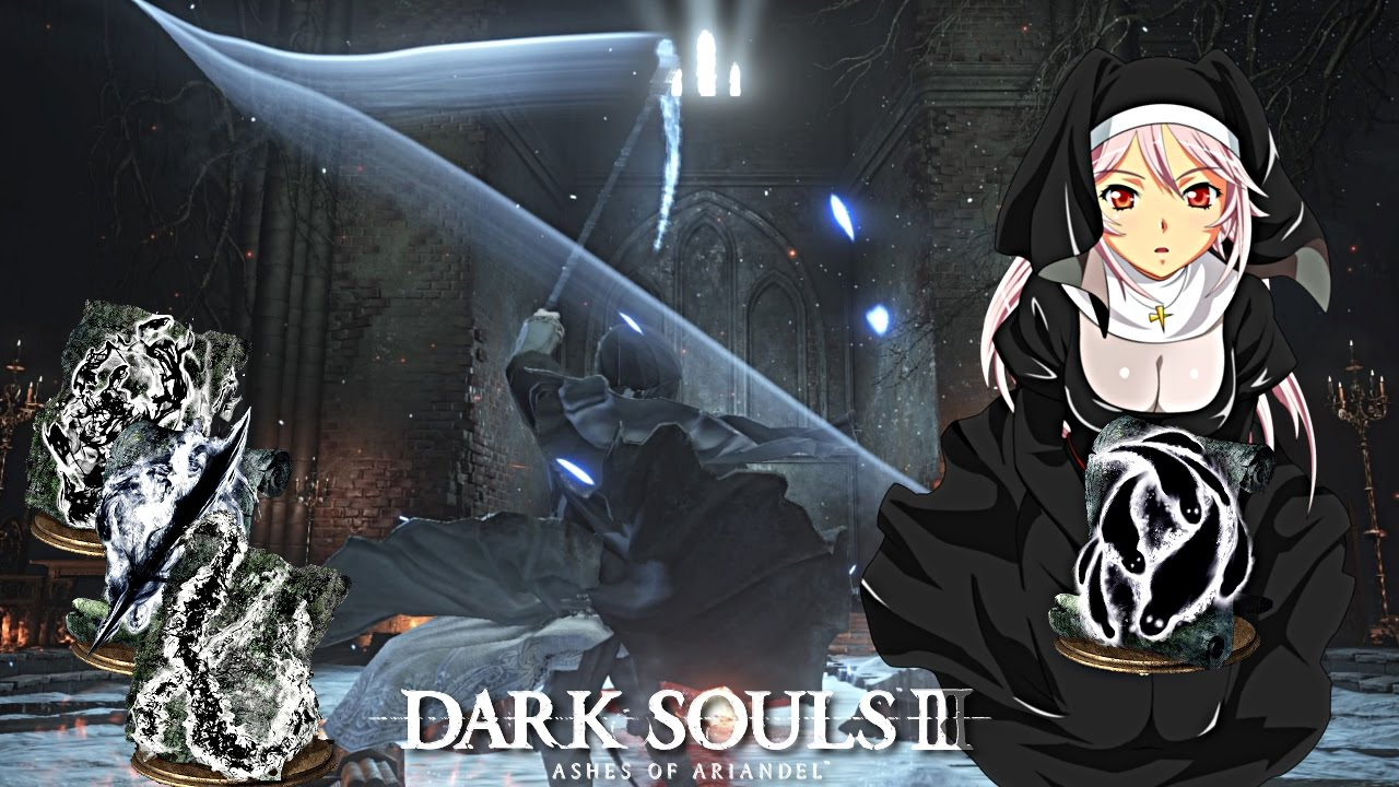 Cosplay Build Dark Souls