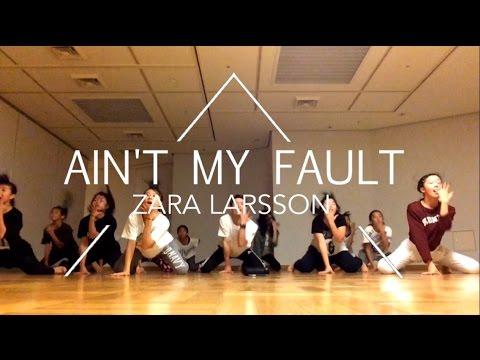 A.YOUTH 버스킹 | Aint My Fault - Zara Larsson | Choreography
