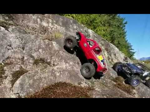Toyzuki v2 / Trx4 / Scx10 and Wraith Group Trailing