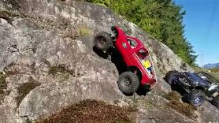 Toyzuki v2 / Trx4 / Scx10 and Wraith Group Trailing  by Danny Rc