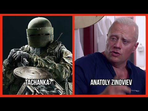 Characters and Voice Actors - Tom Clancy's Rainbow Six Siege