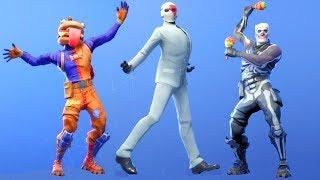 Fortnite All Dances Season 1-5 Updated to Vivacious