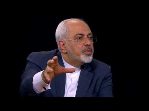 H.E DR. Javad Zarif  Foreign Minister of Islamic Republic of Iran interview with Charlie Rose Part 1