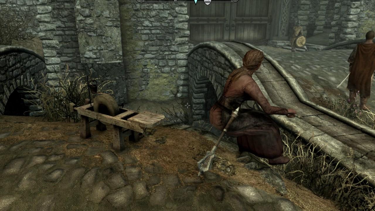 Image result for skyrim sword sharpening