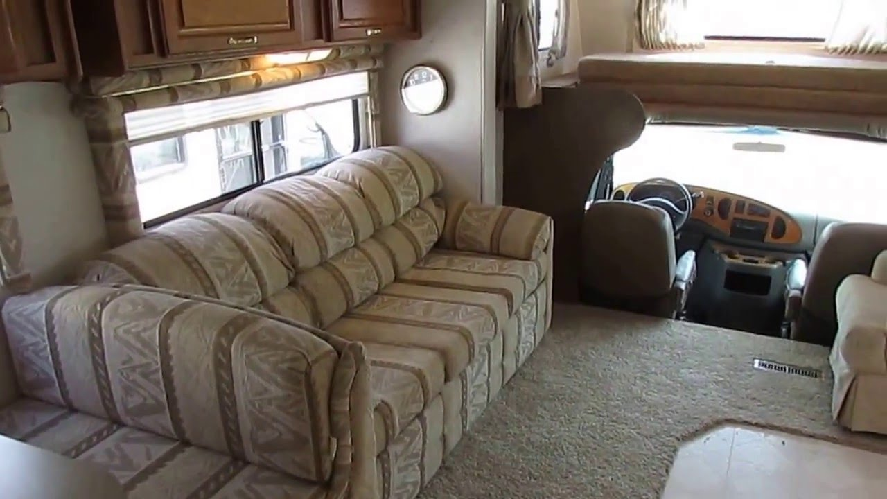 2000 Jayco Eagle 261p Class C 26ft Only 25k Miles Slide