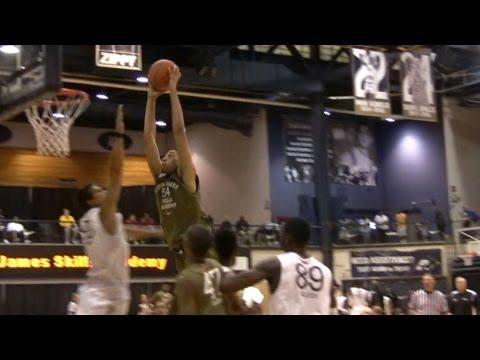 Brandon Ashley Shows His All Around Game at the 2011 LeBron James Skills Academy