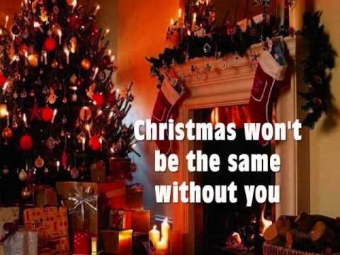 CHRISTMAS WON'T BE THE SAME WITHOUT YOU - Martin Nievera (Lyrics)