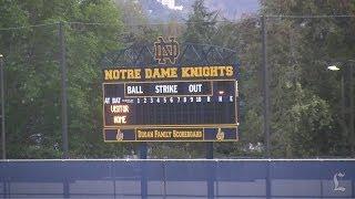 3 million baseball stadium is finished at Sherman Oaks Notre Dame