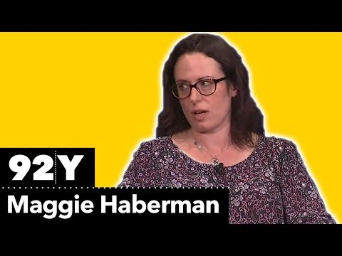 Maggie Haberman: Journalism isn't about writing Valentines
